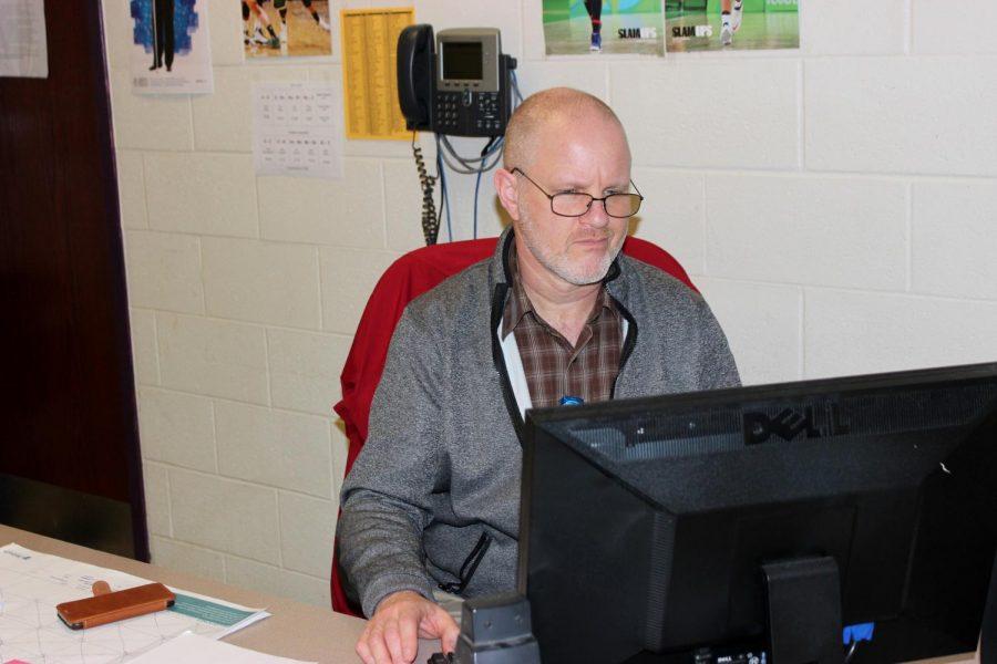 ISS teachers career as a comic book colorist