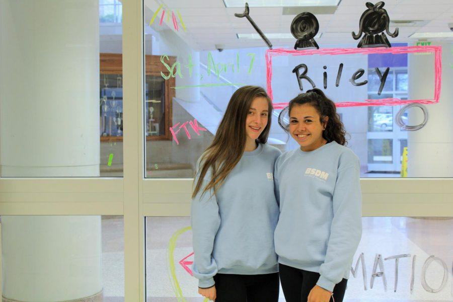 Students participate in Dance Marathon spirit week