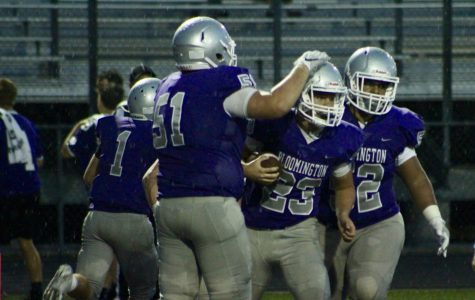 Panthers pounce on Terre Haute North, 52-14 (gallery)