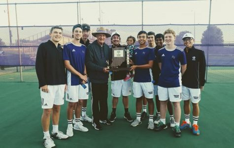 South tennis sweeps Sectionals