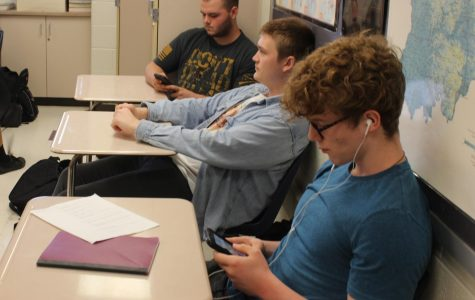 Cell phones: distractions in the classroom or necessary tools?