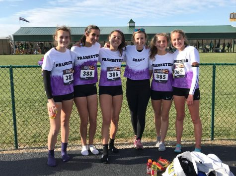 South cross country participates in Nike Cross Midwest and Junior Olympics