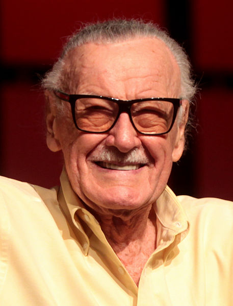 Editor-in-chief Stan Lee