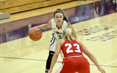 South girls fall in tough contest to the Bedford North Lawrence Stars
