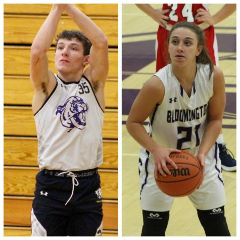 Blackwell siblings add a spark to Panther athletics