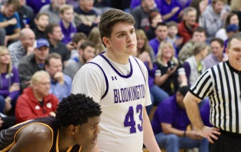 Bruce Furr makes waves on and off the court