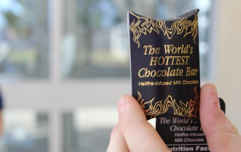 Faculty taste-test: The World's Hottest Chocolate