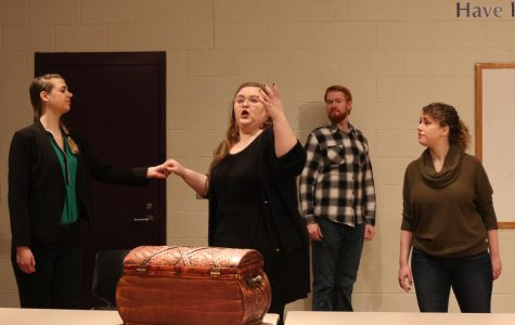 """Cast of """"Guilio Cesare"""" performs sneak peek for South"""