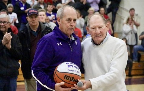 Coach J.R. Holmes sets IHSAA record for games won