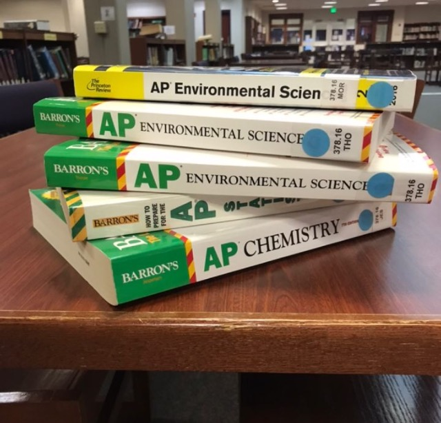The trials and tribulations of AP testing