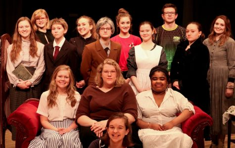 South's Advanced Theatre class presents 'Little Women'