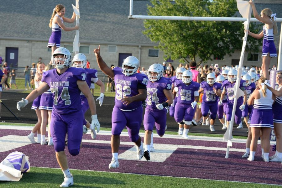 Panther football season preview