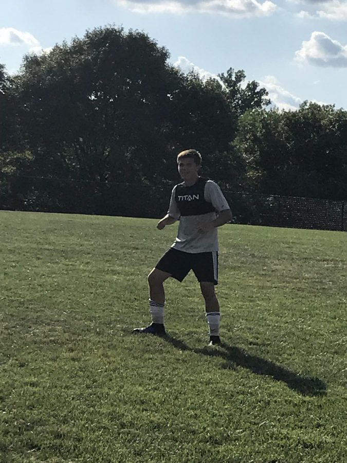 Boys soccer to become a Titan of a force with new tracking equipment