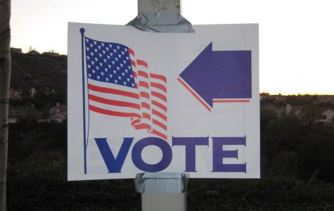 A new voice in the election: registering to vote at 18