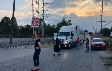 Local GM workers join nationwide strike