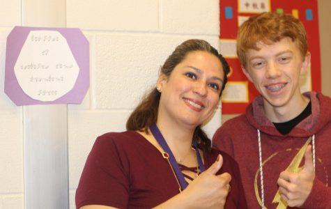 Meet MCCSC's first Sign Language teacher: Karla Castellanos