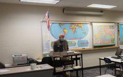 Mr. Carroll teaching this year
