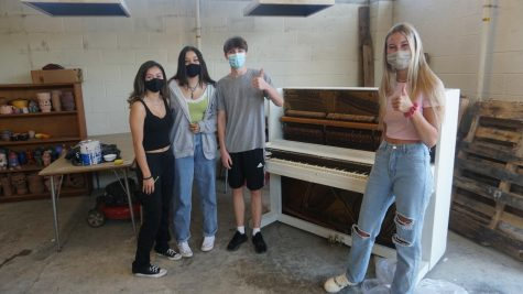Bloomington Piano Project comes to BHSS (feat. Maddie Kawanishi, 10, Abby Smith, 10, Henry Burkson, 10, Ivy Kopp, 10)
